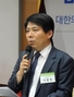 이동욱 위원장, 이균부 임시회장 대회원 설문조사는 '일방적'