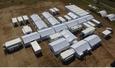 최대 100병상 규모의 이동형 병원 구축 완료