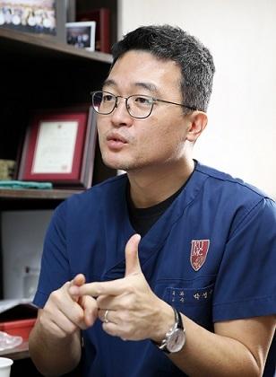 고려대 안암병원 위장관외과 박성수 교수